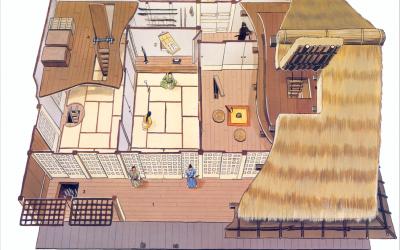 """Ninja Yashiki: Residenze ninja e """"anti-ninja"""""""